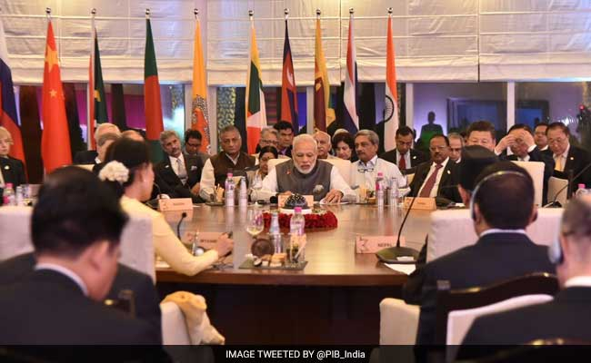 BIMSTEC Natural Choice For India's Act East, Neighbourhood First Policy: Sushma Swaraj