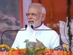 Haryanvis Should Take Pledge To Protect Girl Child: PM Narendra Modi