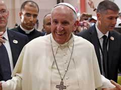Pope Francis To Boost Muslim Ties On High Security Egypt Trip