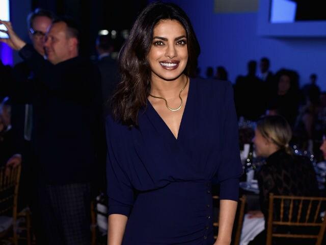 When 'Muse' Priyanka Chopra Met Designer Michael Kors In Los Angeles