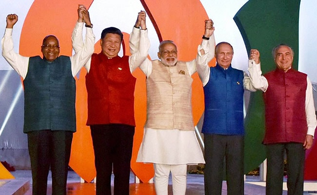 Despite Economic Slump, BRICS' Potential, Strength Unchanged: President Xi
