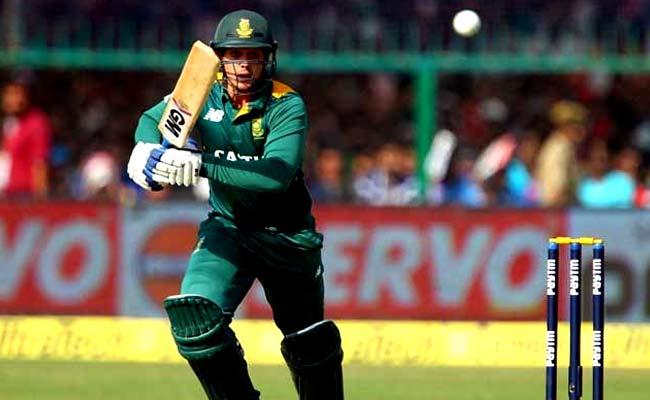डिकॉक के तूफान के आगे उड़ा ऑस्ट्रेलिया, दक्षिण अफ्रीका ने 82 गेंद शेष रहते पहला वनडे 6 विकेट से जीता