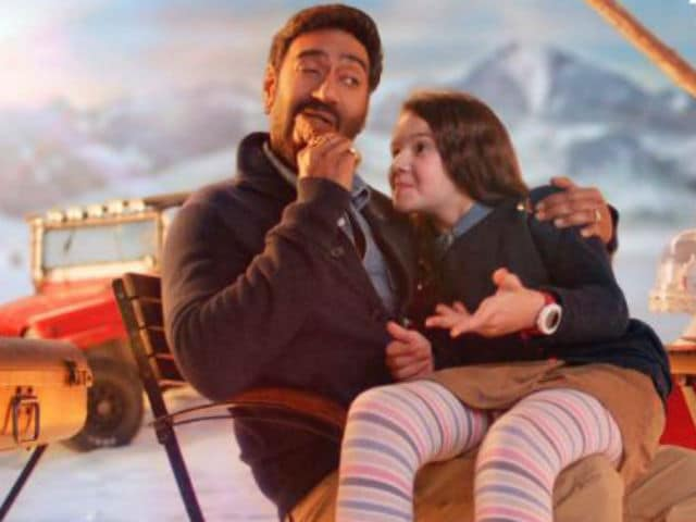 Raatein From Ajay Devgn's Shivaay Will Make You Want To Call Up Dad
