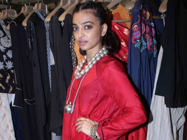 Radhika Apte Does Not Find Anything Funny About Jokes on Skin Colour
