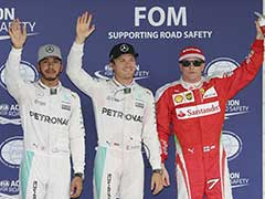 Nico Rosberg Pips Lewis Hamilton For Japanese Grand Prix Pole