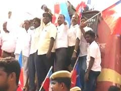Cauvery Dispute: Opposition Parties Stage Rail <i>Roko</i> Across Tamil Nadu