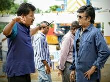 Rajinikanth's <i>2.0</i>: Director Shankar Tweets New Pic From Film Set