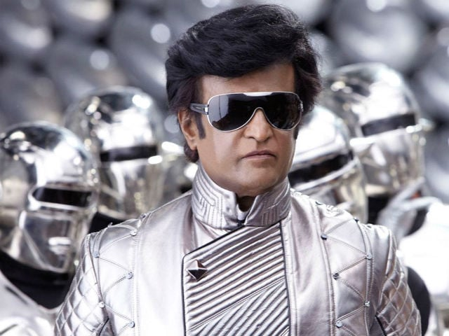 Rajinikanth's 2.o First Look Will Be Out On...