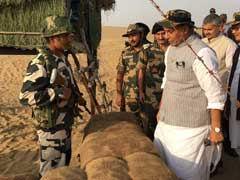 Rajnath Singh To Visit Barmer To Review Security At Indo-Pak Border