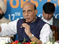 Union Minister Rajnath Singh Urges States To Ensure Safety Of Kashmiri Students