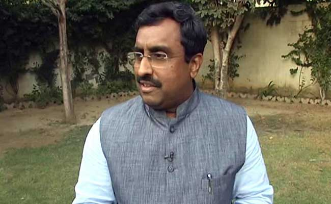 There Was No Security Lapse: BJP's Ram Madhav On Amarnath Attack