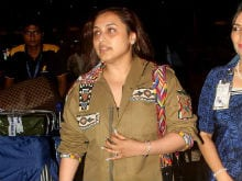 Rani Mukerji Reportedly Signs Next Film. Details Here