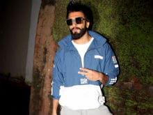 'I Don't Live in the Fear of Being Judged,' Says Ranveer Singh