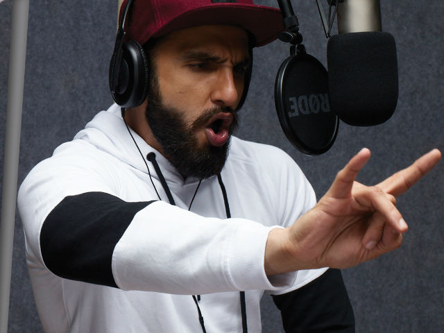 Now, Ranveer Singh is a Rapper But Not For Zoya Akhtar's Film