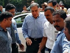 Ratan Tata Asks Group's Heads To Go About Business As Usual