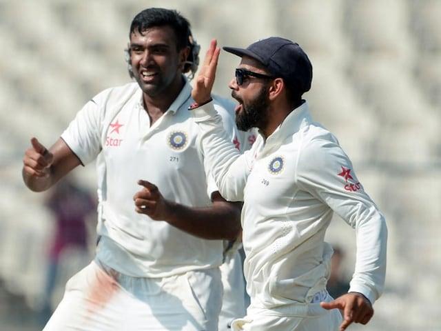 Ravichandran Ashwin Spins New Zealands Doom As India Eye Clean Sweep in Indore
