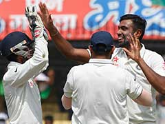 3rd Test: Ravichandran Ashwin Helps India Inch Closer To Whitewash Over New Zealand