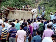 19 Killed, 26 Injured As Bus Falls Into Gorge In Jammu And Kashmir