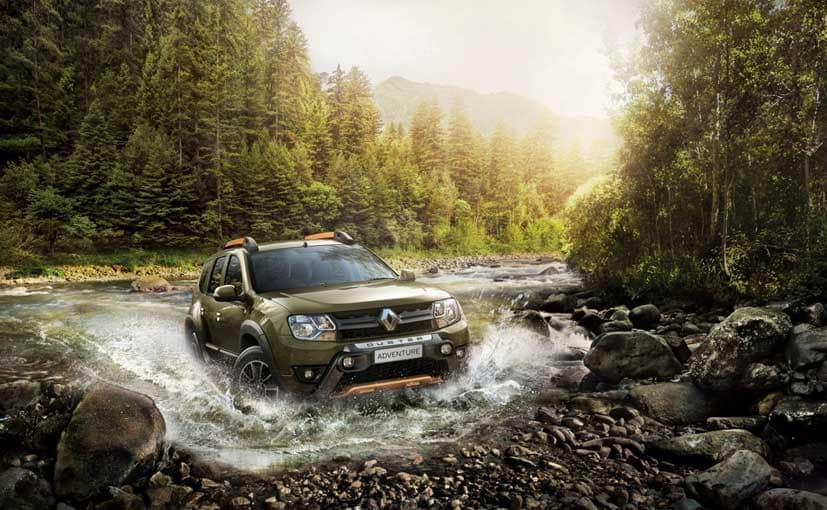 Renault Duster Adventure Edition Launched at ₹ 9.64 Lakh