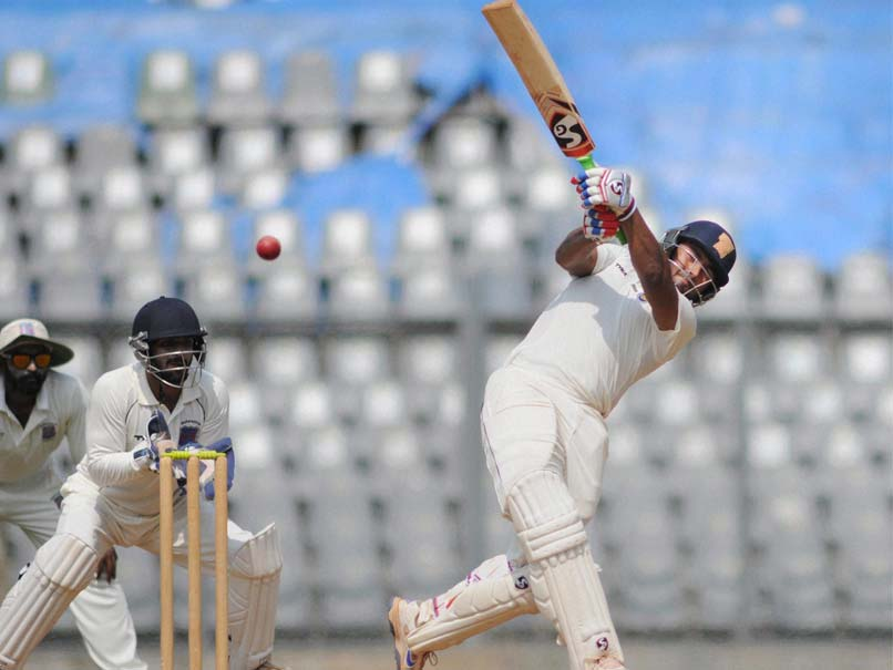 Rishabh Pant Gives a Glimpse of His Batting Prowess With ...