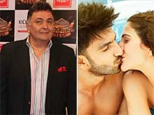 Rishi Kapoor Reviews Ranveer Singh's <i>Befikre</i>  Trailer