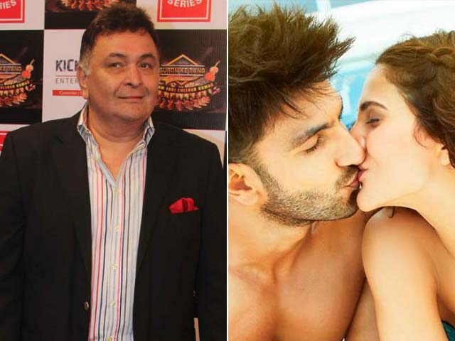 Rishi Kapoor Reviews Ranveer Singh's Befikre  Trailer