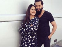 Riteish Deshmukh's Insta Post About Genelia D'Souza is the Cutest Thing Online Today