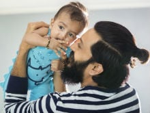 Riteish Deshmukh Tweets Son Rahyl's Picture on 'A Special Day'