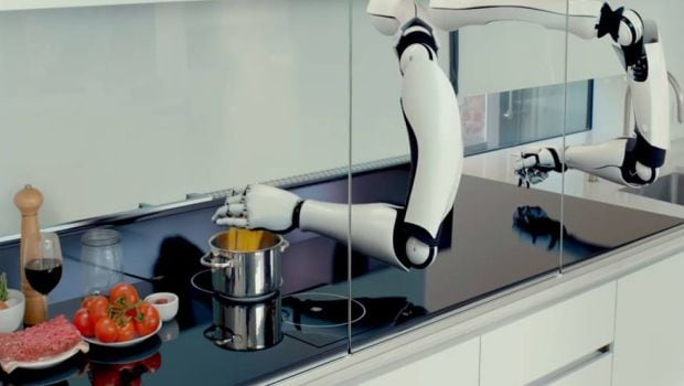 Robot Chef: Move Over Chef, Machines are Taking Over the Kitchen