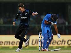 दिल्ली वनडे : रोहित शर्मा के आउट होते-होते, कुछ ऐसा हो गया कि टेंशन में आ गईं पत्नी रितिका सजदेह!