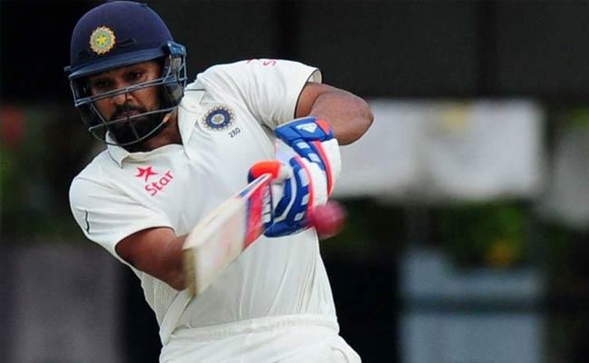 INDvsNZ टेस्ट : मुश्किल विकेट पर रोहित शर्मा की दमदार पारी से टीम इंडिया ने ली 339 की बढ़त