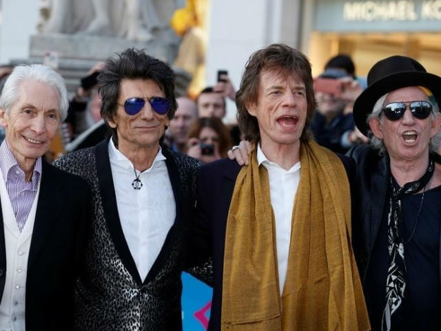 Rolling Stones to Release New Album In December