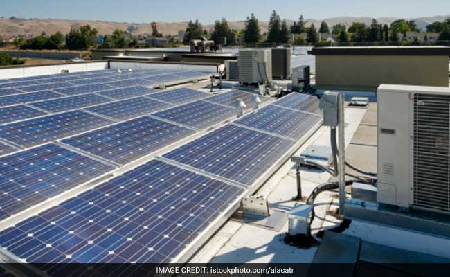 No Review Of 5% GST On Solar Equipment, Says Power Minister