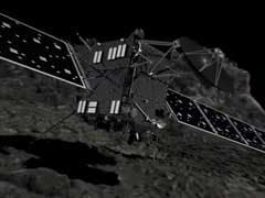 Don't Miss The Final Image That Rosetta Captured