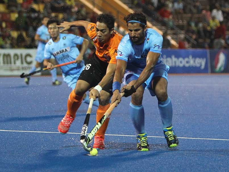 Asian Champions Trophy Hockey: India Beat Malaysia 2-1 to Top League Phase