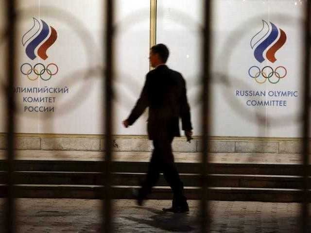 Sports Court Finds Five Russian Athletes Guilty of Doping