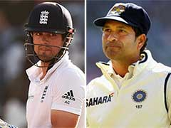 Alastair Cook On Track to Break Sachin Tendulkar's 200 Test Record But At a Heavy Price