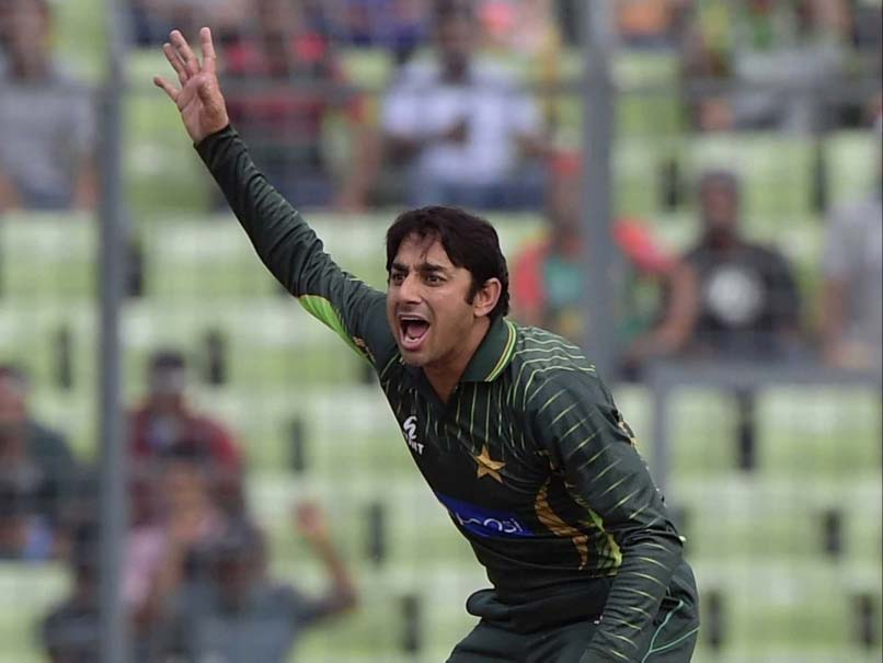 Saeed Ajmal, Pakistan
