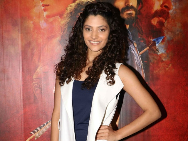Saiyami Kher Didn't Tell Aunts Shabana, Tanvi Azmi About Mirzya Audition