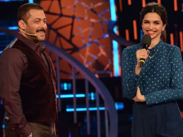 It's Official. Deepika Padukone Will Join Salman Khan On Bigg Boss 10 Premiere