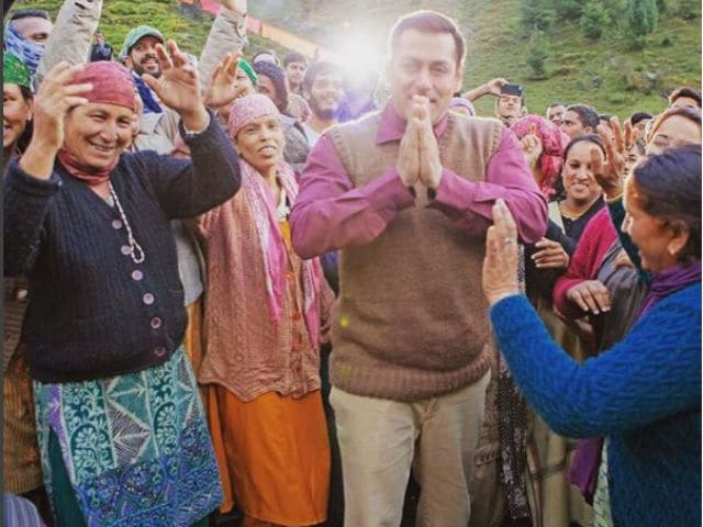 Salman Khan Wraps Manali Schedule of Tubelight