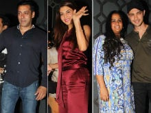 Salman Khan Invites Jacqueline, Daisy Shah To Aayush Sharma's Birthday