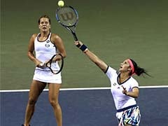 Sania Mirza-Barbora Strycova Lose in Wuhan Open Women's Doubles Final