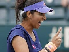 Sania Mirza-Barbora Strycova Enter Final of Apia International