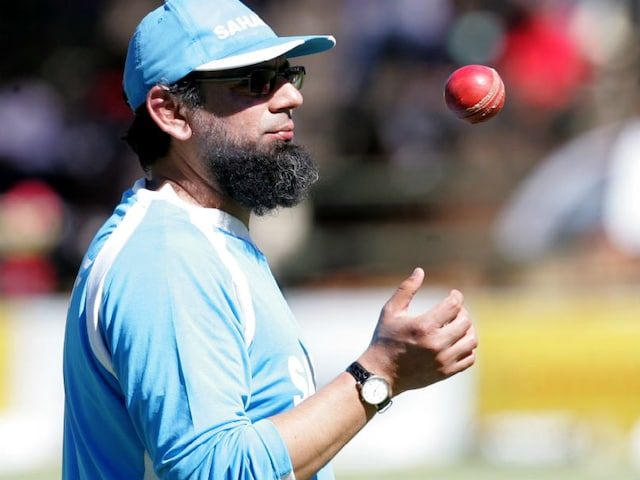 Saqlain Mushtaq to Continue as Englands Spin Consultant in ODI Series
