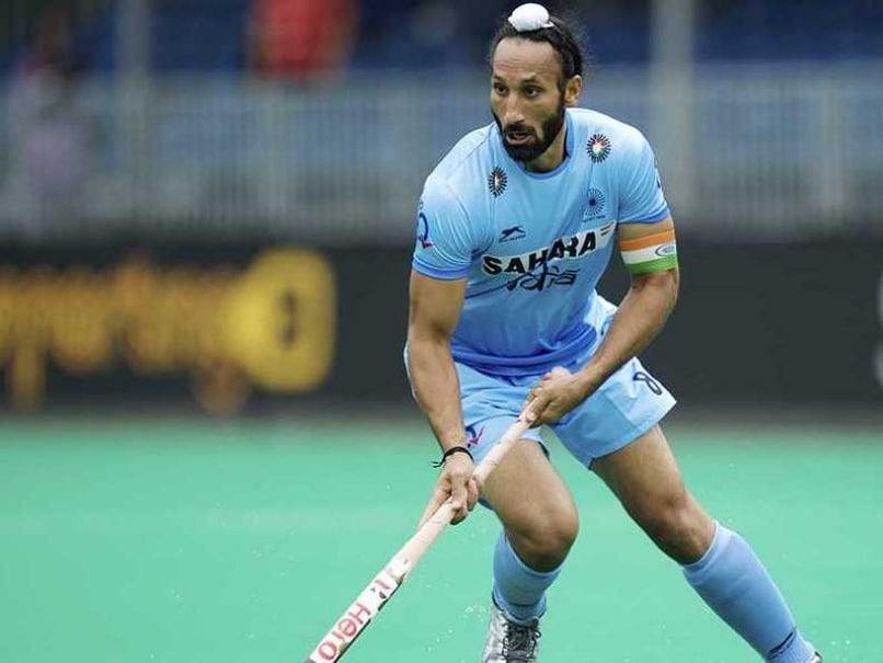 Hockey India Recommends Former Captain Sardar Singh For Rajiv Gandhi Khel Ratna