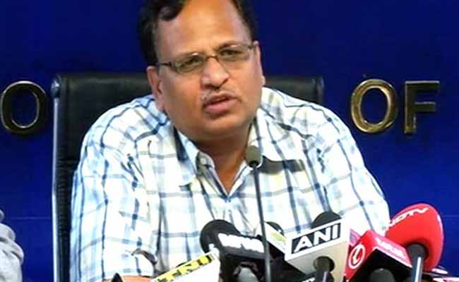 Delhi Minister Satyendar Jain Investigated By CBI For Alleged Money Laundering