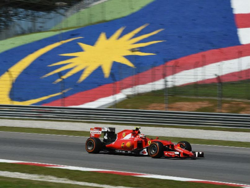 Malaysia To Scrap Formula One Race After 2017, Says Prime Minister