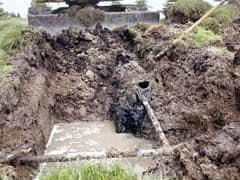Seven Workers Die Cleaning Septic Tank In Andhra Pradesh
