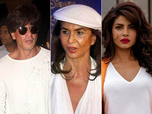 On Twitter, Shah Rukh Khan, Priyanka Chopra Mourn Death Of Philanthropist Parmeshwar Godrej